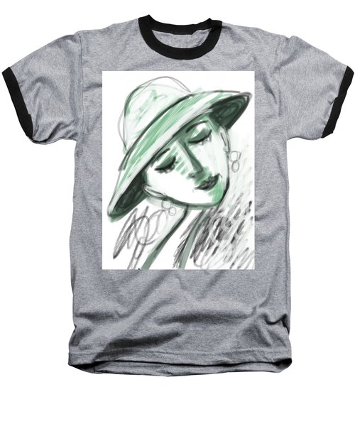 Lydia Baseball T-Shirt