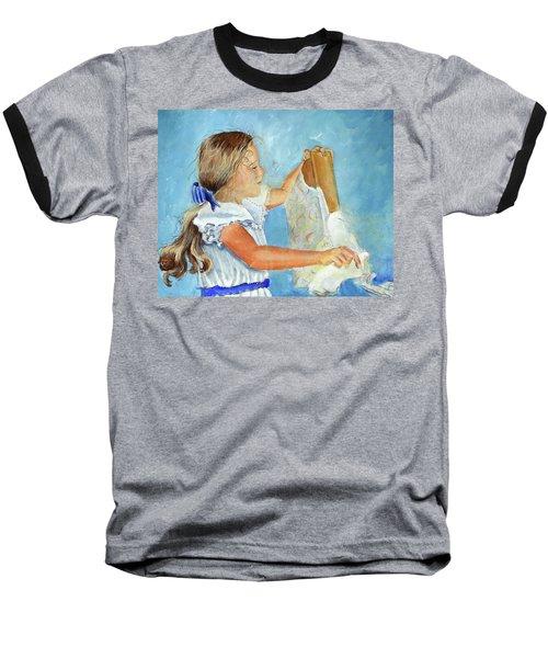 Lydia's 9th Birthday Baseball T-Shirt