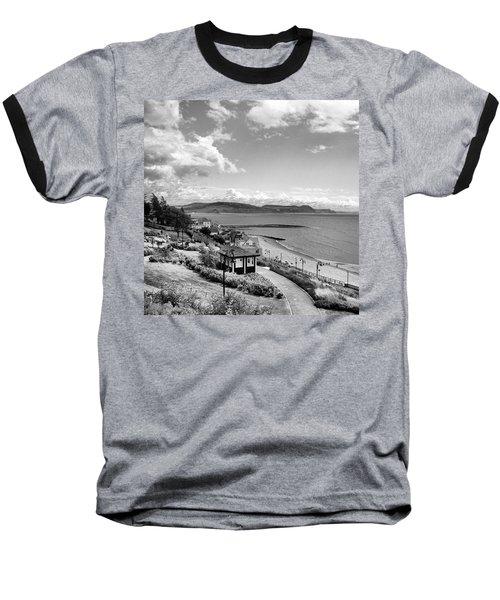 Lyme Regis And Lyme Bay, Dorset Baseball T-Shirt