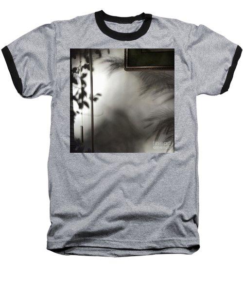 Lysiloma Shadows Baseball T-Shirt by Kim Nelson
