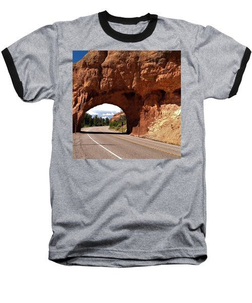 M-a-y-b-e We Should Just Turn Around Baseball T-Shirt