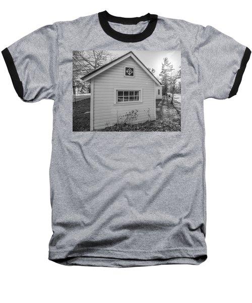 M22 Shed Baseball T-Shirt