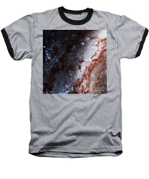 M51 Hubble Legacy Archive Baseball T-Shirt