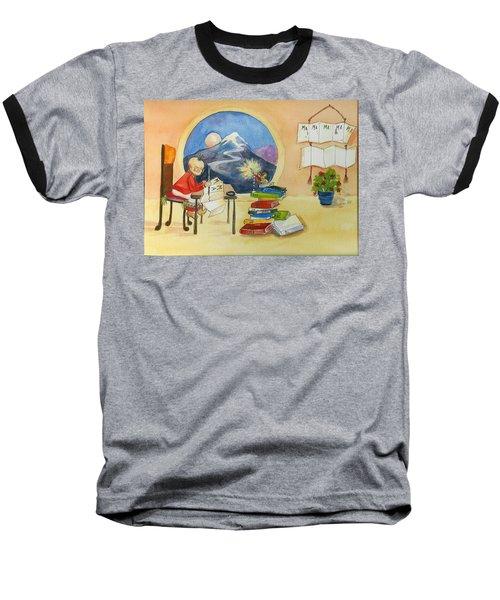 MA  Baseball T-Shirt
