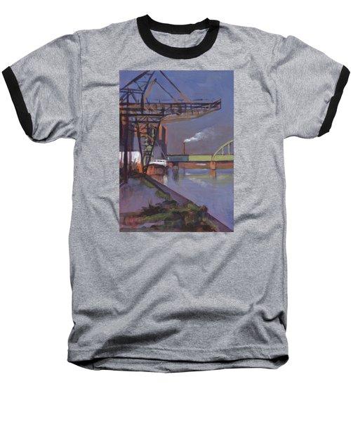 Maastricht Industry Baseball T-Shirt