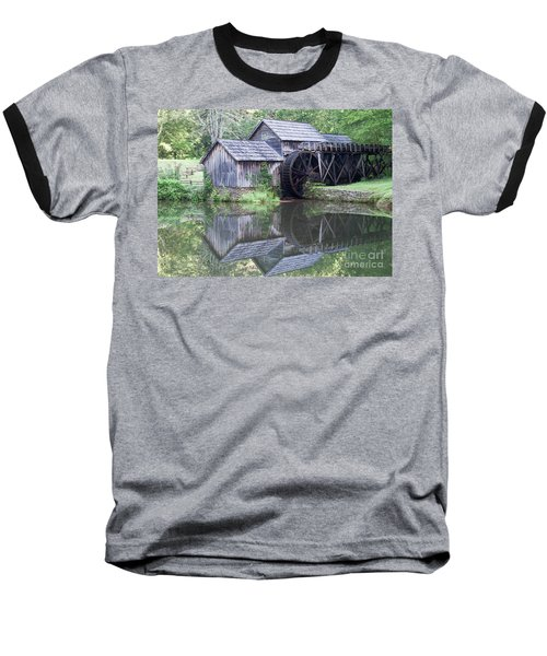 Mabry Mill Baseball T-Shirt