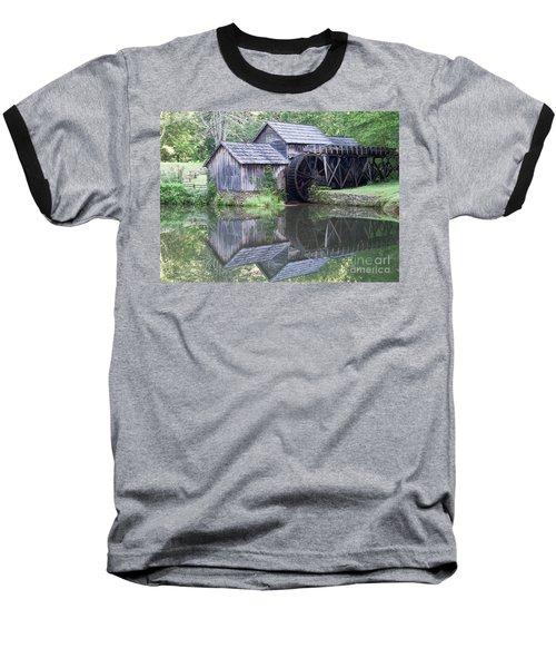 Mabry Mill Baseball T-Shirt