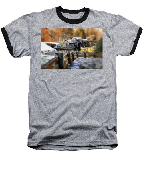 Mabry Mill Dream Baseball T-Shirt