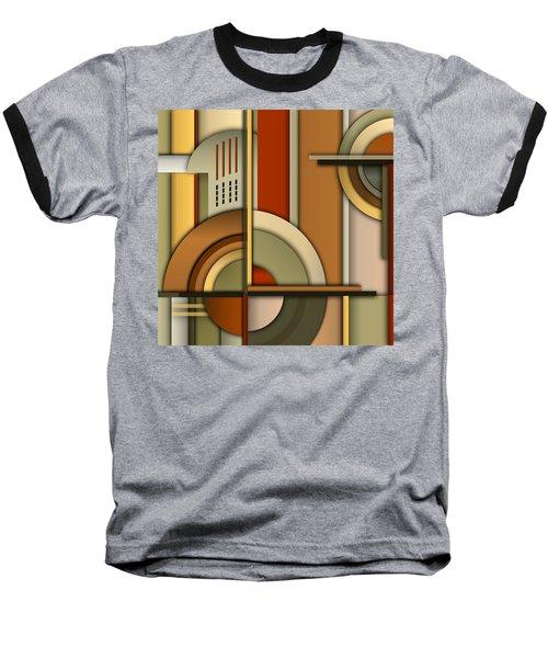 Machine Age Baseball T-Shirt by Tara Hutton