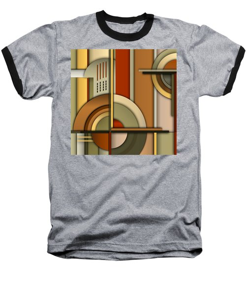 Machine Age Baseball T-Shirt