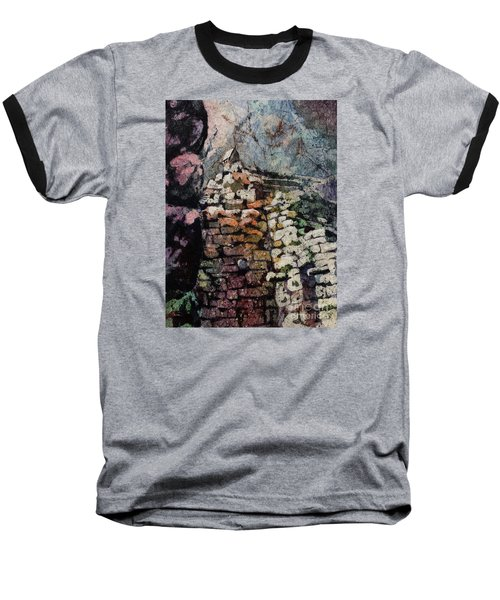 Machu Picchu Ruins- Peru Baseball T-Shirt