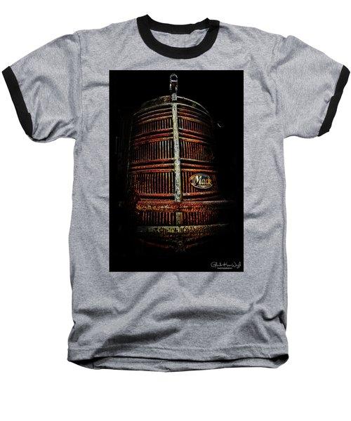Mack Truck Baseball T-Shirt