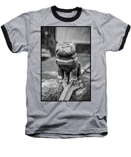 Mack Truck Hood Ornament Baseball T-Shirt