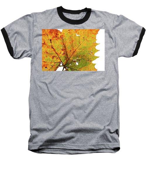 Macro Autum Baseball T-Shirt