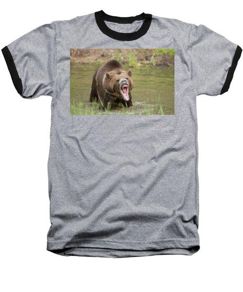 Mad Bear Baseball T-Shirt