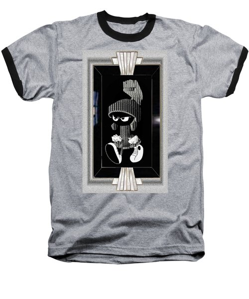 Mad Marvin Baseball T-Shirt