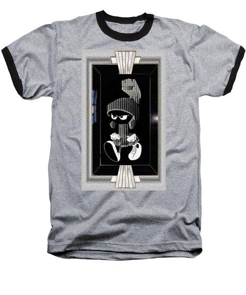 Mad Marvin Baseball T-Shirt