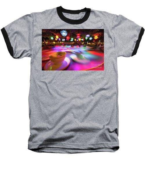 Mad Tea Party Baseball T-Shirt