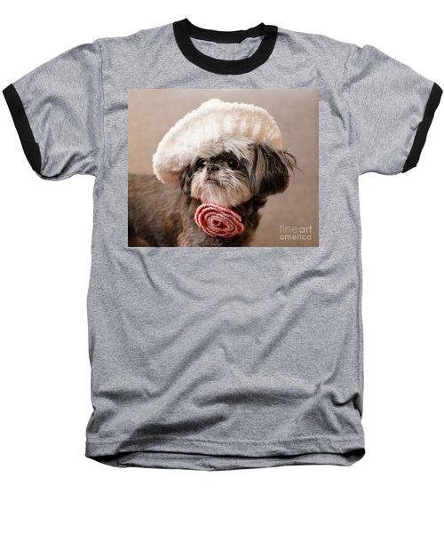 Madam Scarlett Baseball T-Shirt