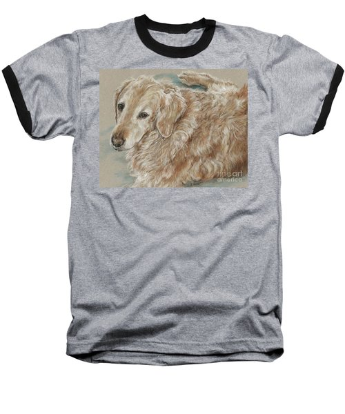 Maddie  Baseball T-Shirt by Meagan  Visser