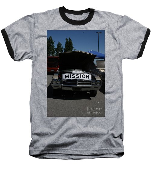 Made In The Mission Baseball T-Shirt