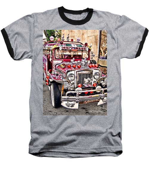 Made In The Philippines Baseball T-Shirt