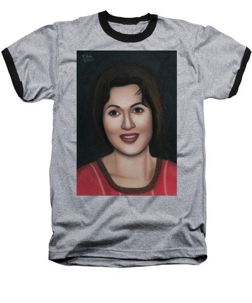 Madhubala - The Angel Of India Baseball T-Shirt