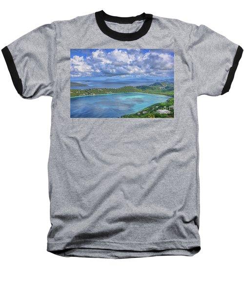 Magens Bay  Baseball T-Shirt