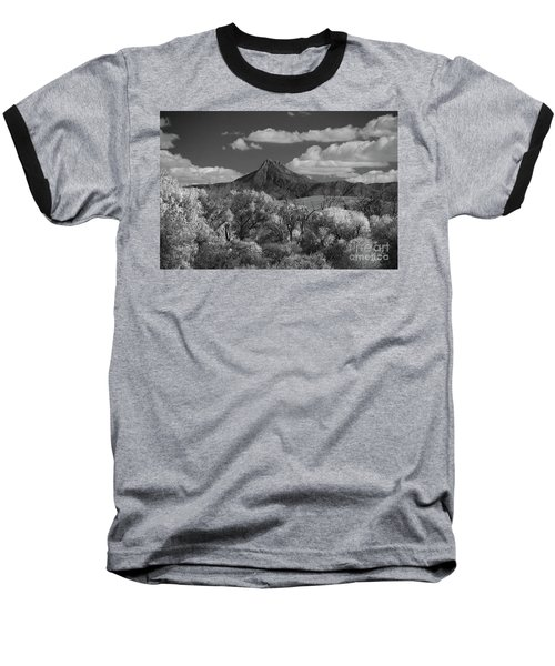 Majestic Peak Baseball T-Shirt