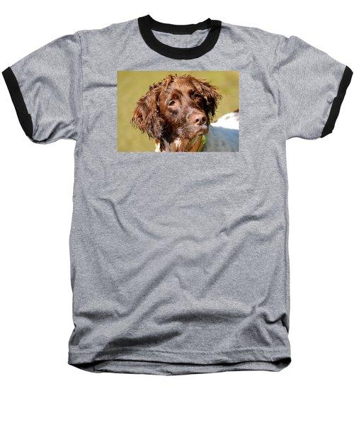 Maggie Head Baseball T-Shirt