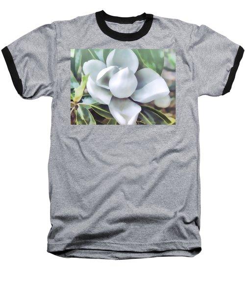 Magnolia Opening 2 Baseball T-Shirt