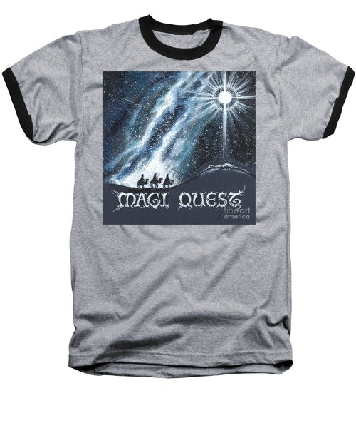 Magi Quest Baseball T-Shirt