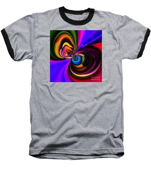 Magic Abstract Baseball T-Shirt