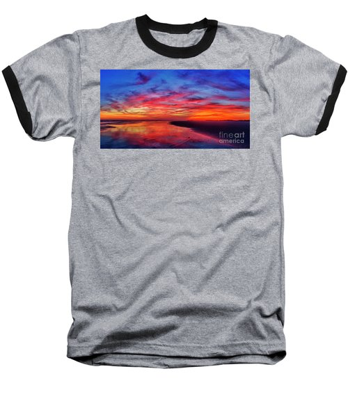 Magic Hour Baseball T-Shirt