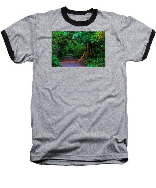 Magic Moment Baseball T-Shirt by Alana Thrower