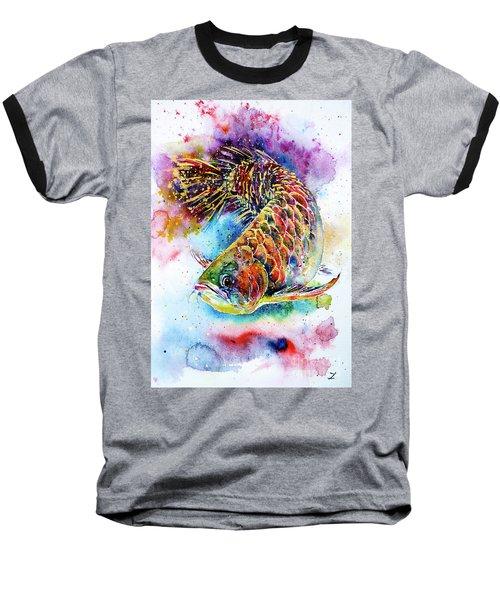 Magic Of Arowana Baseball T-Shirt