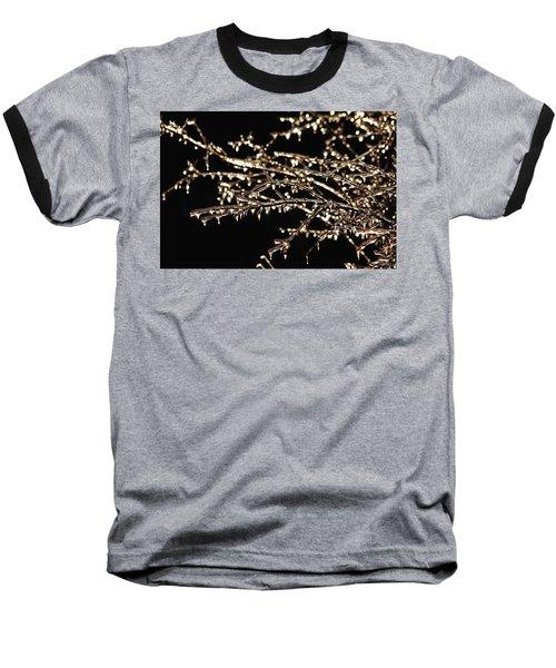 Magic Show Baseball T-Shirt by Debbie Oppermann