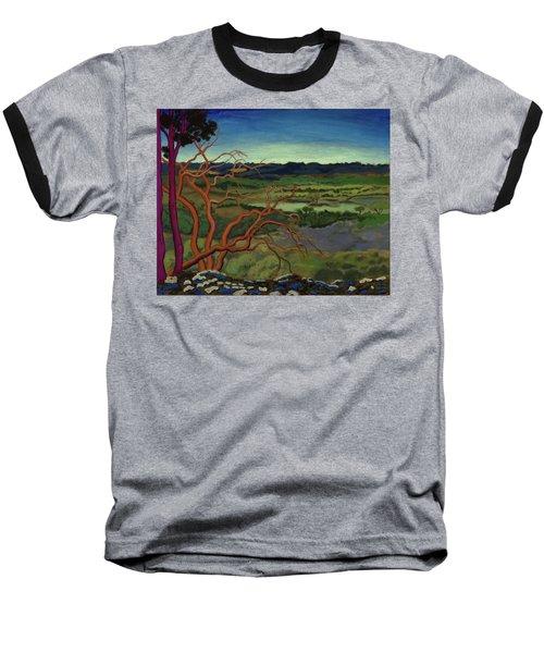 Magic Trees Of Wimberley Baseball T-Shirt
