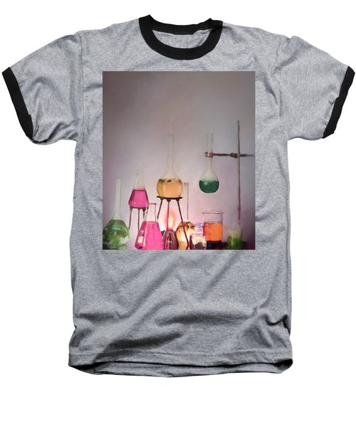 Magical Beakers Baseball T-Shirt