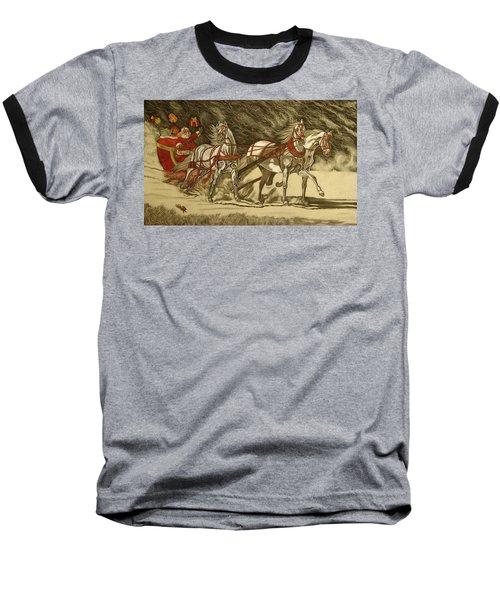 Magical Christmas Baseball T-Shirt