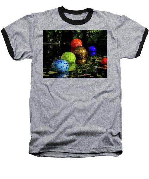 Magical Circles Baseball T-Shirt