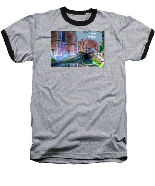 Magical Delft Baseball T-Shirt