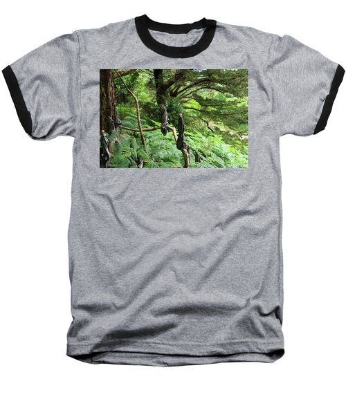 Baseball T-Shirt featuring the photograph Magical Forest by Aidan Moran