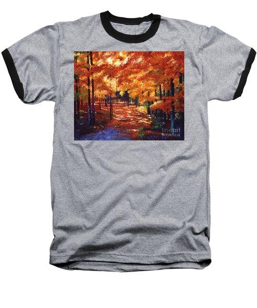 Magical Forest Baseball T-Shirt