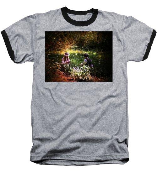 Magical Garden Baseball T-Shirt
