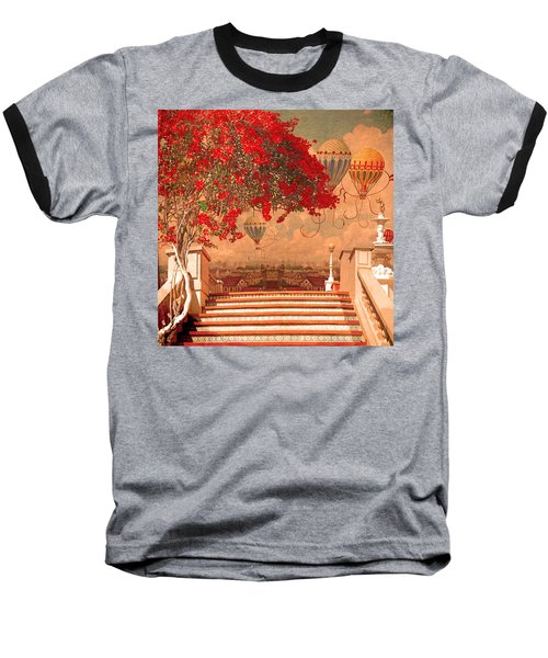 Magical Kindom Baseball T-Shirt