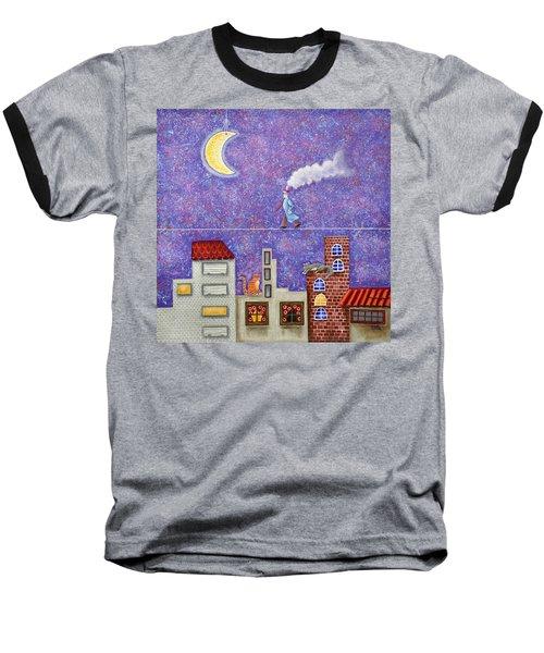 Magical Night Baseball T-Shirt