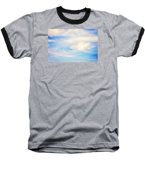 Baseball T-Shirt featuring the photograph Magical Sky Part 1 by Janie Johnson