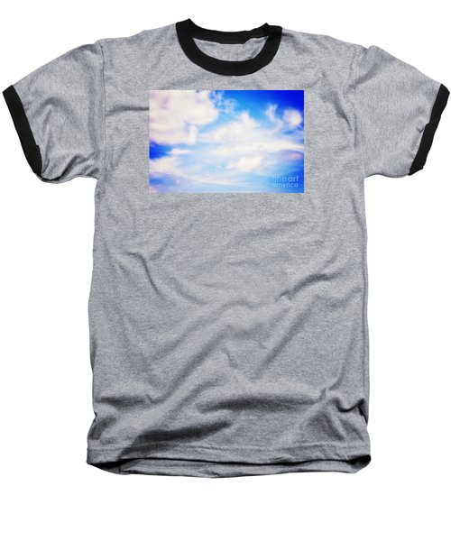 Baseball T-Shirt featuring the photograph Magical Sky Part 2 by Janie Johnson
