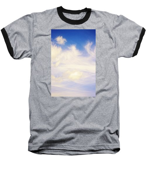 Baseball T-Shirt featuring the photograph Magical Sky Part 4 by Janie Johnson